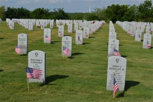 DFW Retirement Planners-fallen-flags